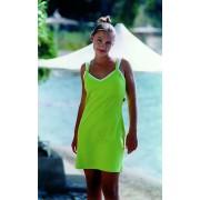 Φόρεμα παραλίας με διπλό μπούστο