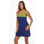 Φόρεμα παραλίας πετσετέ