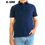 Κωδ. 1058, ΜΠΛΟΥΖΑ POLO, 100% Cotton